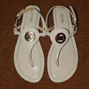MICHAEL Michael Kors flat thong capri sandals